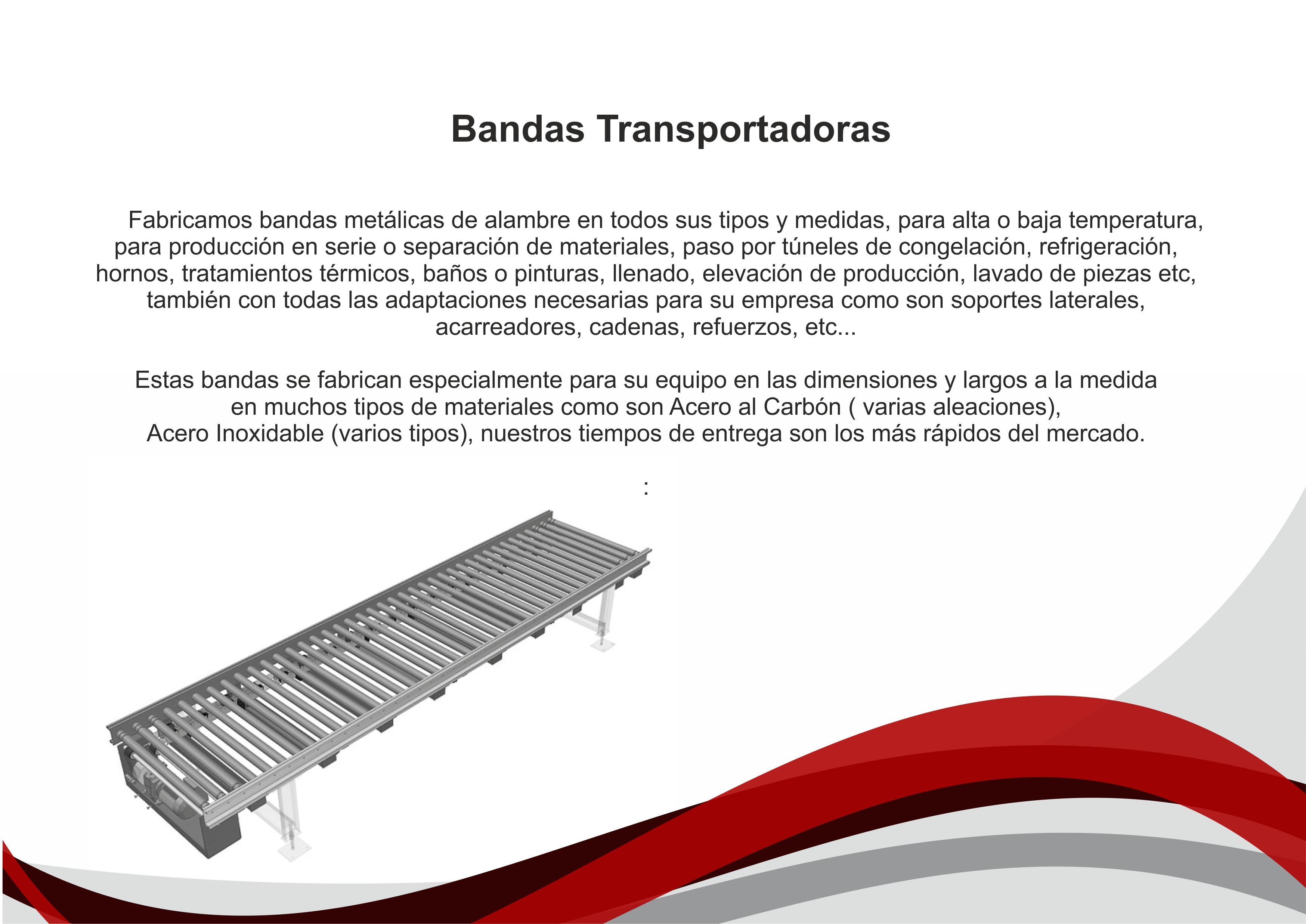 bandasdesc